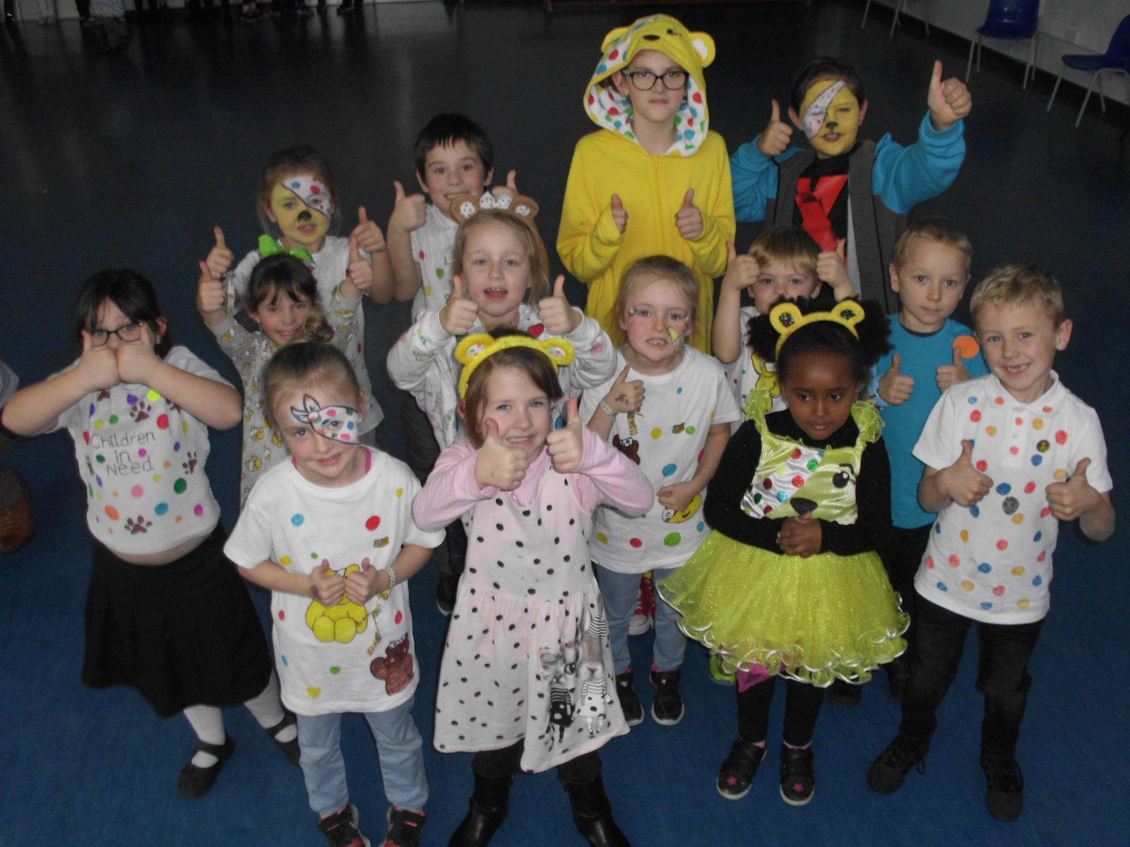 Heathcoat Children in Need