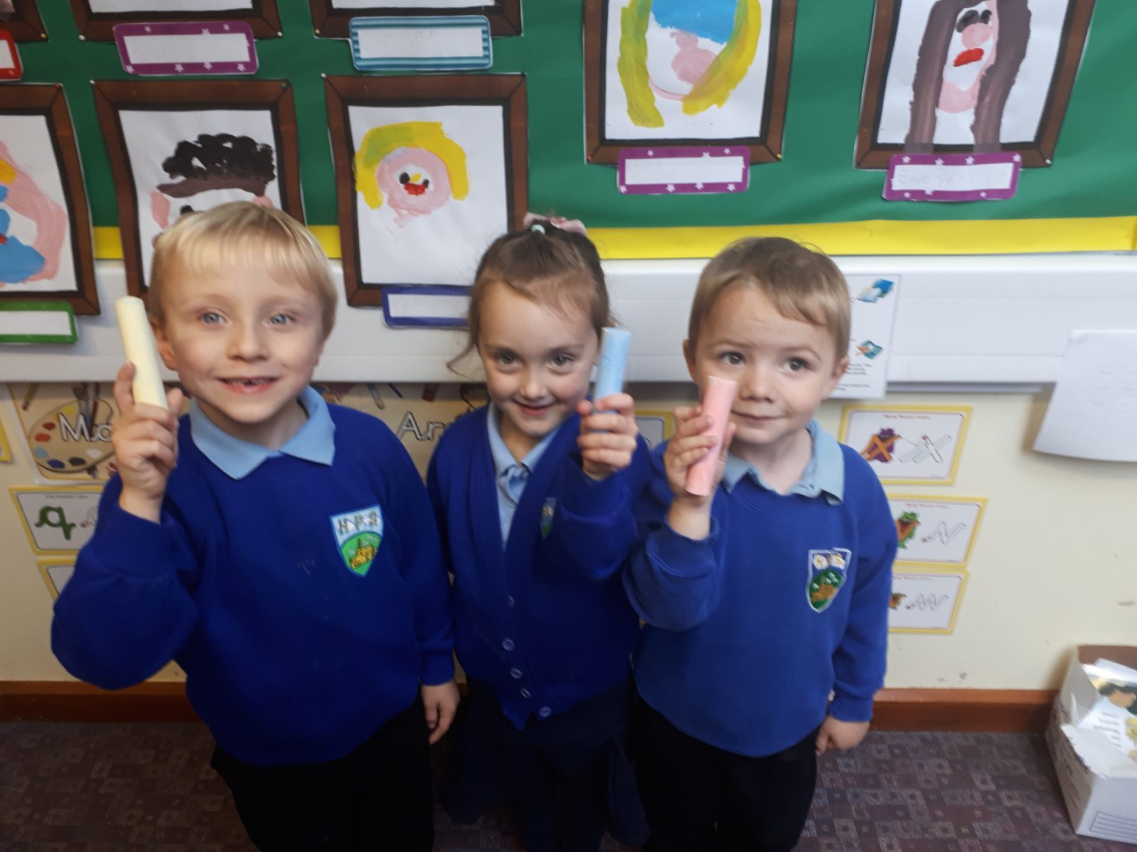 Heathcoat Primary Open Morning