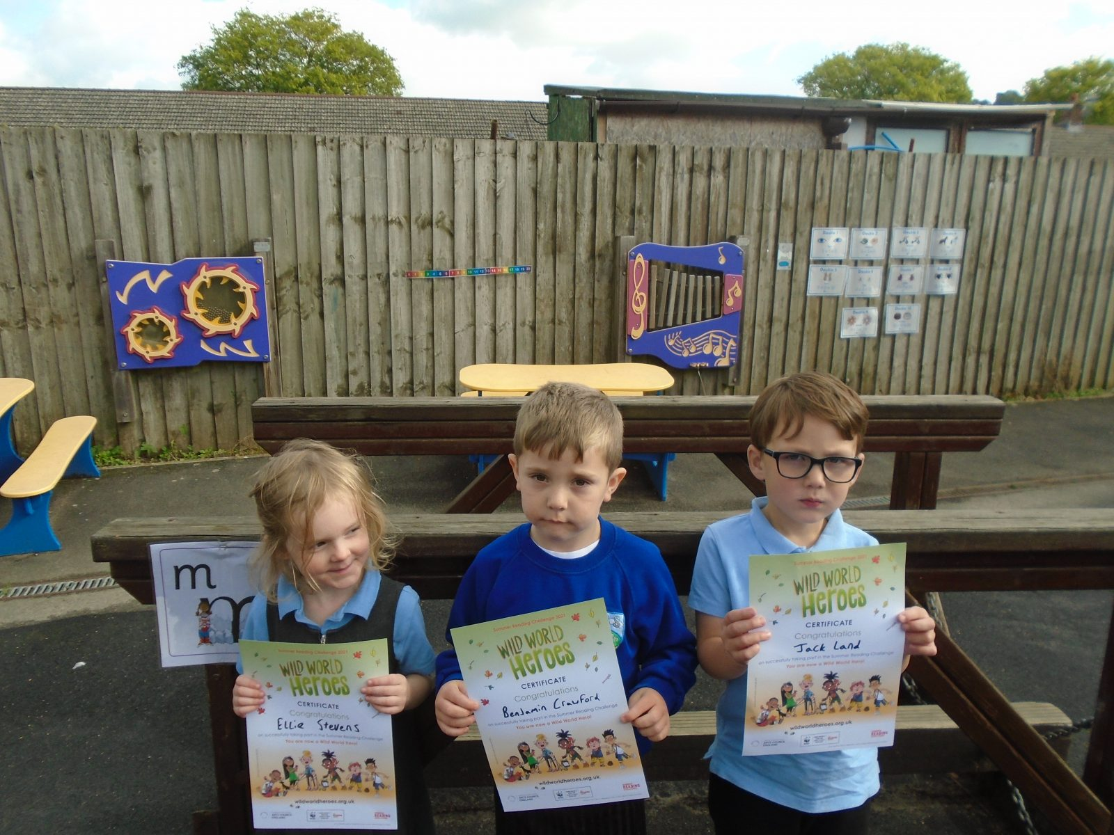Summer Reading Challenge at Tiverton Library